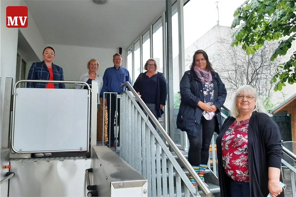 SPD-Fraktions Besuch beim DKSBRH